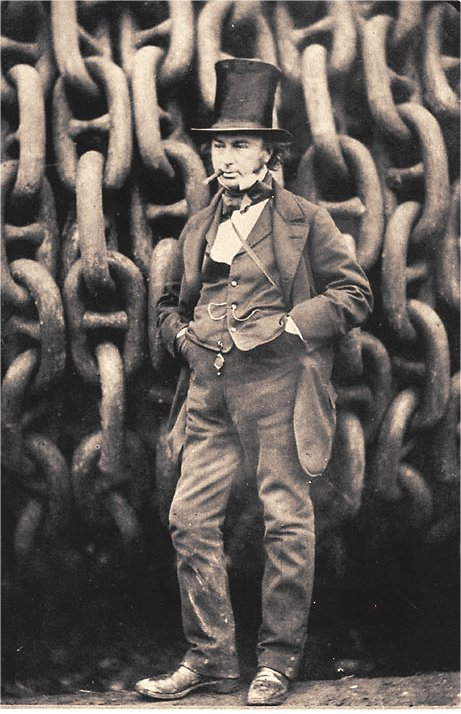 humanize I. Brunel #imaginED