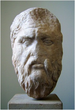 Plato bust #imaginED