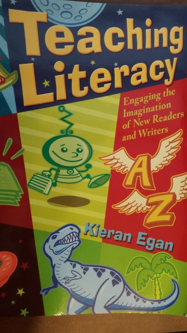 literacy #imaginED