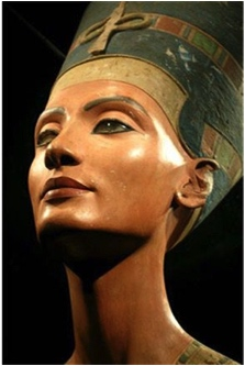 nefertiti #imaginED