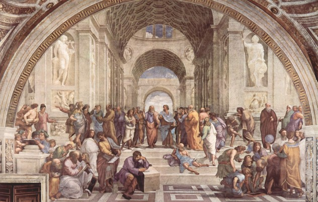 Art School of Athens #imaginEd