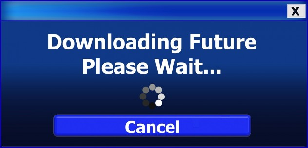 downloading future #imaginED
