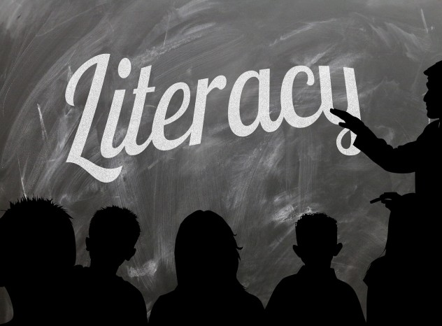 literacy #imaginED